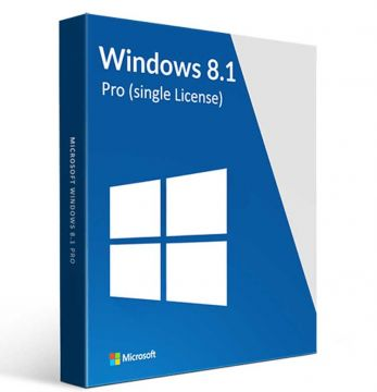 Microsoft Windows 8.1 Professional PC Product License Key