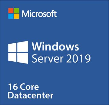 Microsoft Windows Server 2019 Data centre 16 Core