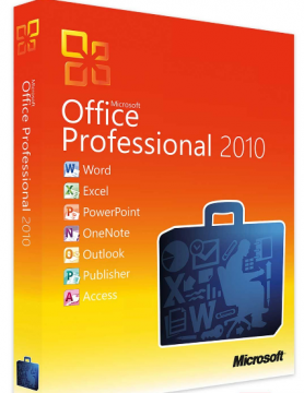 Microsoft Office 2010 Professional PC