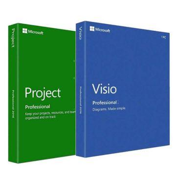 Microsoft Visio Project Office Professional 2019 Bundle