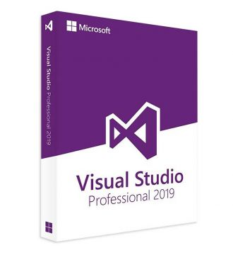 Visual Studio Professional 2019 product