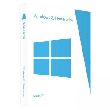 Microsoft Windows 8.1 Enterprise PC Product License Key