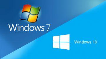 Windows 7 to 10 Upgrade