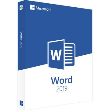 Microsoft Word 2019 PC License Key