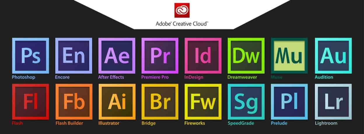 Adobe Creative Cloud Apps